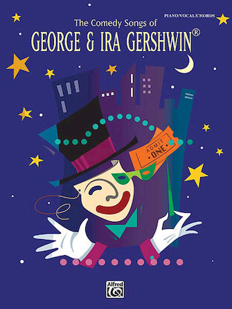 Product Cover for The Comedy Songs Of George & Ira Gershwin