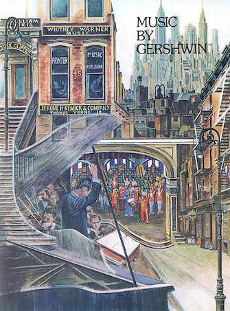 Product Cover for Music by Gershwin