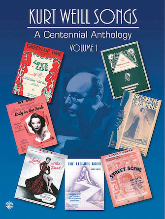 Product Cover for Kurt Weill Songs – A Centennial Anthology - Volume 1