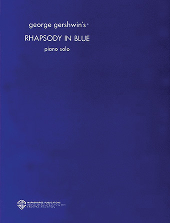 Product Cover for George Gershwin – Rhapsody in Blue (Original)