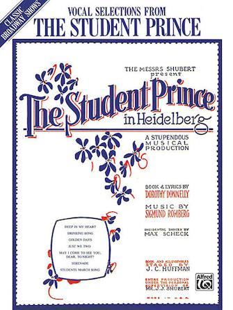 Product Cover for The Student Prince