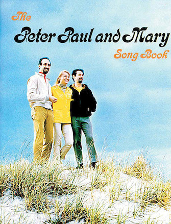 Product Cover for Peter, Paul & Mary Songbook