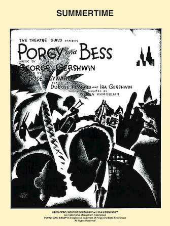 Product Cover for Summertime (from Porgy and Bess)