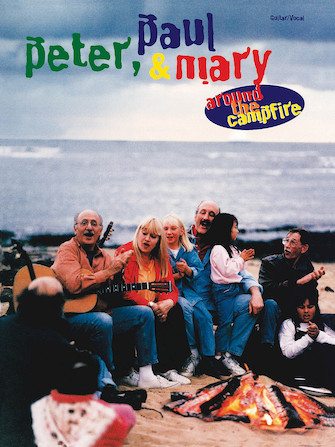 Product Cover for Peter, Paul & Mary – Around the Campfire