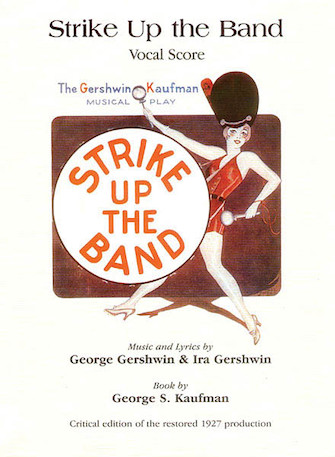 Product Cover for Strike Up the Band