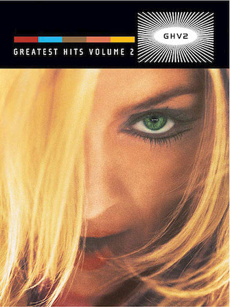 Product Cover for Madonna – GHV2 Greatest Hits, Volume 2