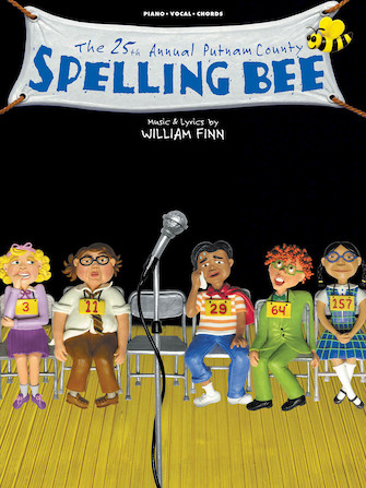 Product Cover for The 25th Annual Putnam County Spelling Bee