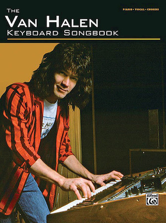 Product Cover for The Van Halen Keyboard Songbook