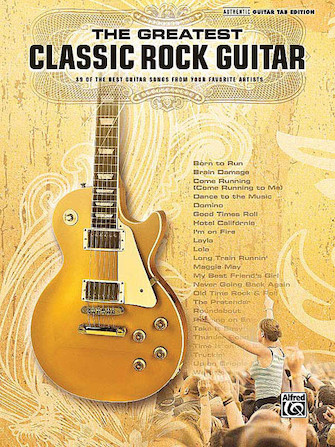 Product Cover for The Greatest Classic Rock Guitar
