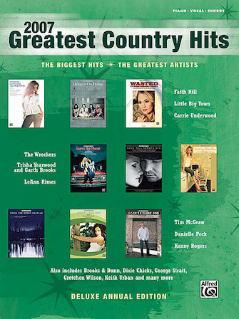 Product Cover for 2007 Greatest Country Hits