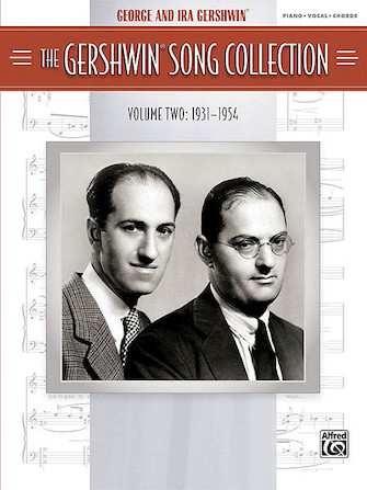 Product Cover for The Gershwin Song Collection Volume 2 (1931-1954)