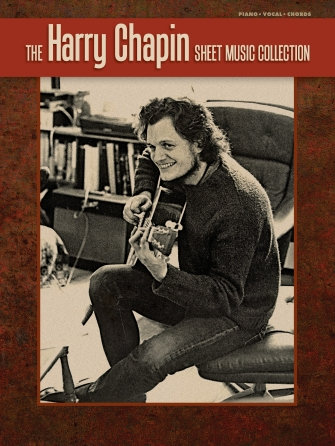 Product Cover for The Harry Chapin Sheet Music Collection