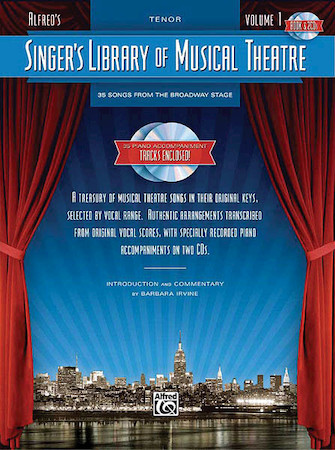 Product Cover for Singer's Library of Musical Theatre – Vol. 1