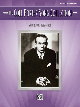 Product Cover for The Cole Porter Song Collection – Volume 1 – 1912-1936