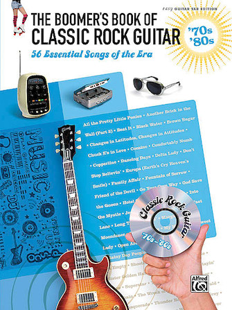 The Boomer's Book of Classic Rock Guitar – '70s - '80s - 56