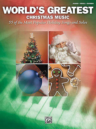 Product Cover for World's Greatest Christmas Music