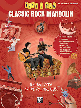 Product Cover for Classic Rock Mandolin