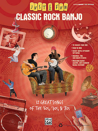 Product Cover for Classic Rock Banjo