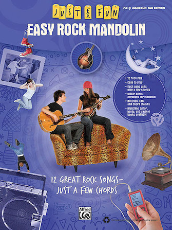 Product Cover for Easy Rock Mandolin