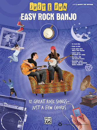 Product Cover for Easy Rock Banjo