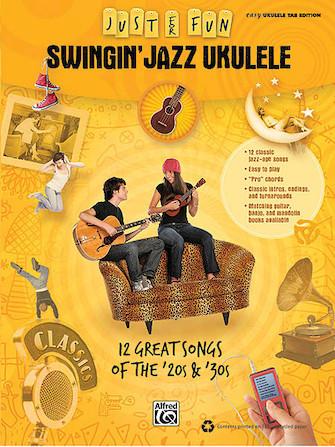Product Cover for Swingin' Jazz Ukulele