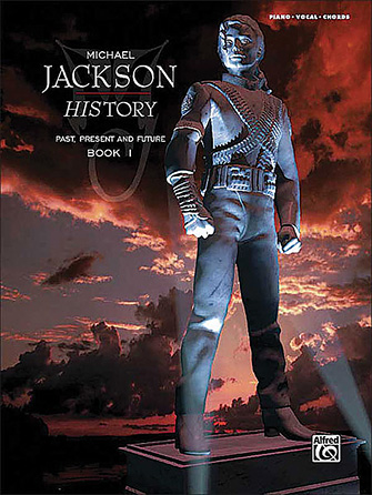 Product Cover for Michael Jackson – HIStory (Past, Present and Future, Book 1)