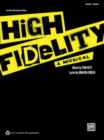 Product Cover for High Fidelity – A Musical