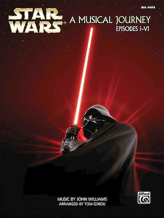 Product Cover for Star Wars® – A Musical Journey (Music from Episodes I - VI)