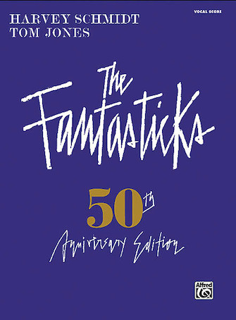 Product Cover for The Fantasticks – Complete Vocal Score