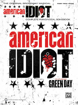 Product Cover for American Idiot – The Musical