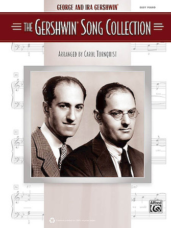 Product Cover for The Gershwin Song Collection