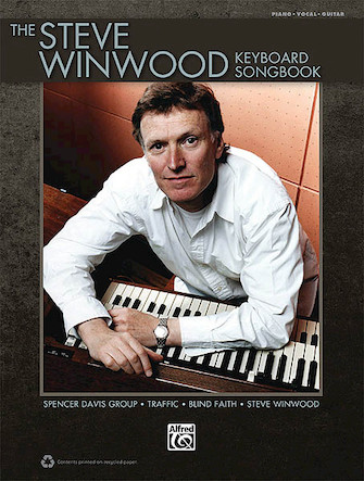 Product Cover for The Steve Winwood Keyboard Songbook