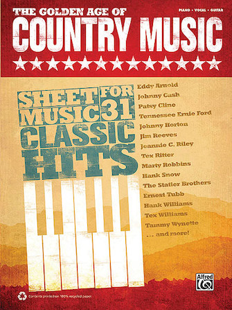 Product Cover for The Golden Age of Country Music