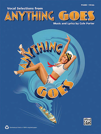 Product Cover for Anything Goes (2011 Revival Edition)