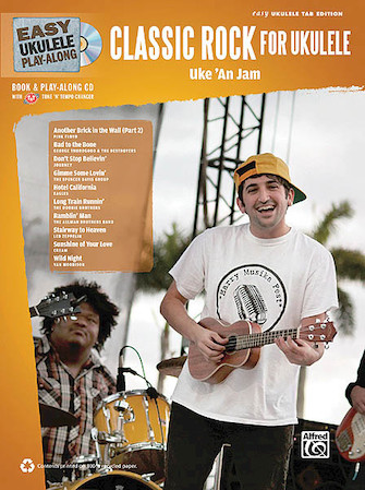 Product Cover for Classic Rock for Ukulele