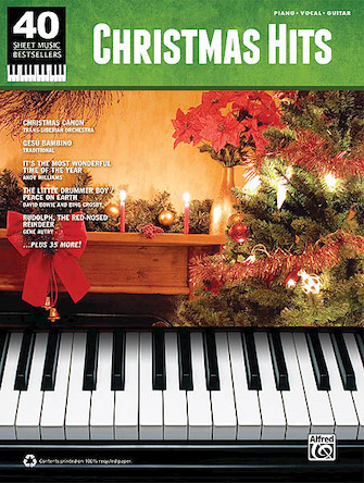 Product Cover for Christmas Hits