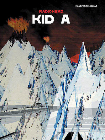 Product Cover for Radiohead – Kid A