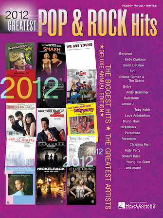 Product Cover for 2012 Greatest Pop & Rock Hits(pvg)#