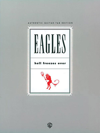 Product Cover for Eagles – Hell Freezes Over