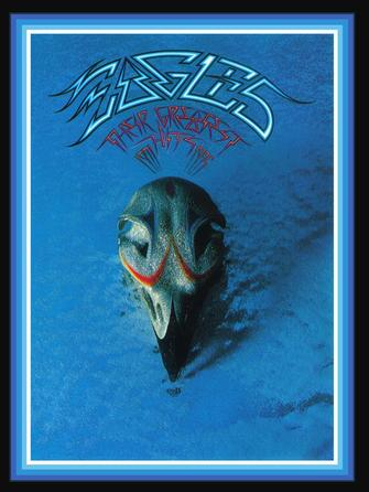 Product Cover for Eagles – Their Greatest Hits 1971-1975