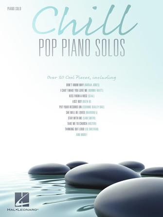 Product Cover for Chill Pop Piano Solos