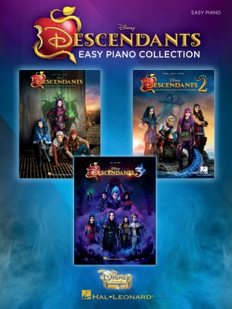 Product Cover for The Descendants Easy Piano Collection