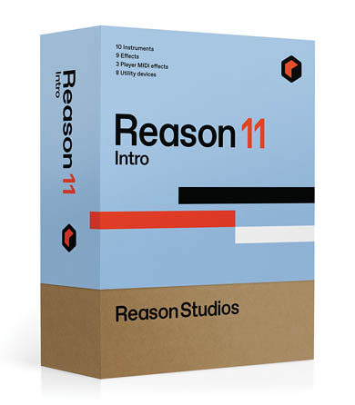 Product Cover for Reason 11 Intro