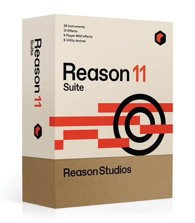 Product Cover for Reason 11 Suite