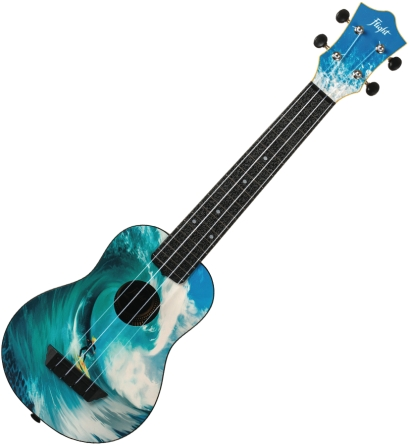 Product Cover for Surf Soprano Ukulele with Concert Neck