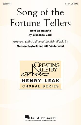 Product Cover for Song of the Fortune Tellers