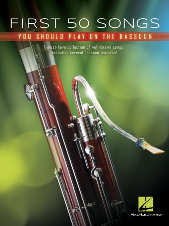 Product Cover for First 50 Songs You Should Play on Bassoon