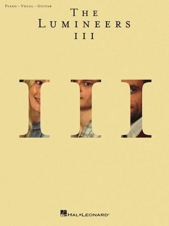 Product Cover for The Lumineers – III