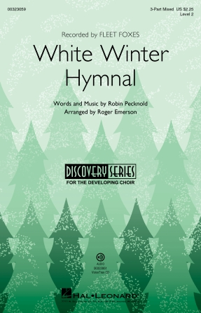 Product Cover for White Winter Hymnal