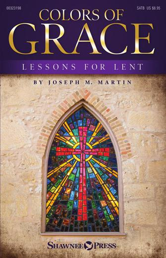 Product Cover for Colors of Grace - Lessons for Lent (New Edition) (Consort)